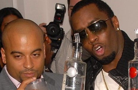 "P. Diddy's ""I Am King"" Post-Grammy Party"