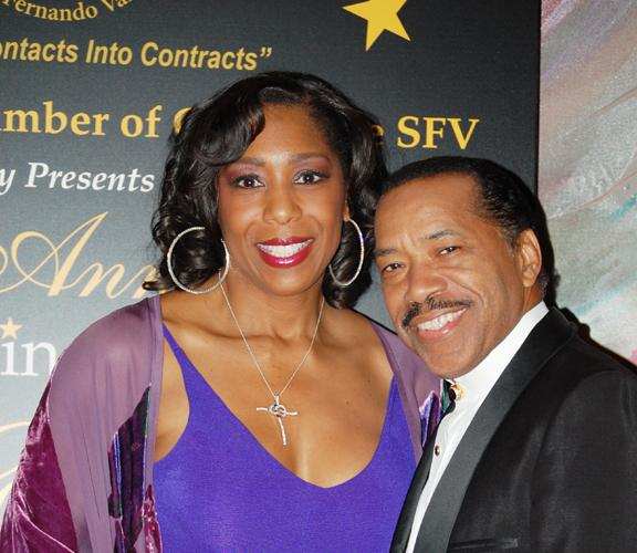 The Whispers and Obba Babatunde' honored at 6th Annual Small Business Awards Gala