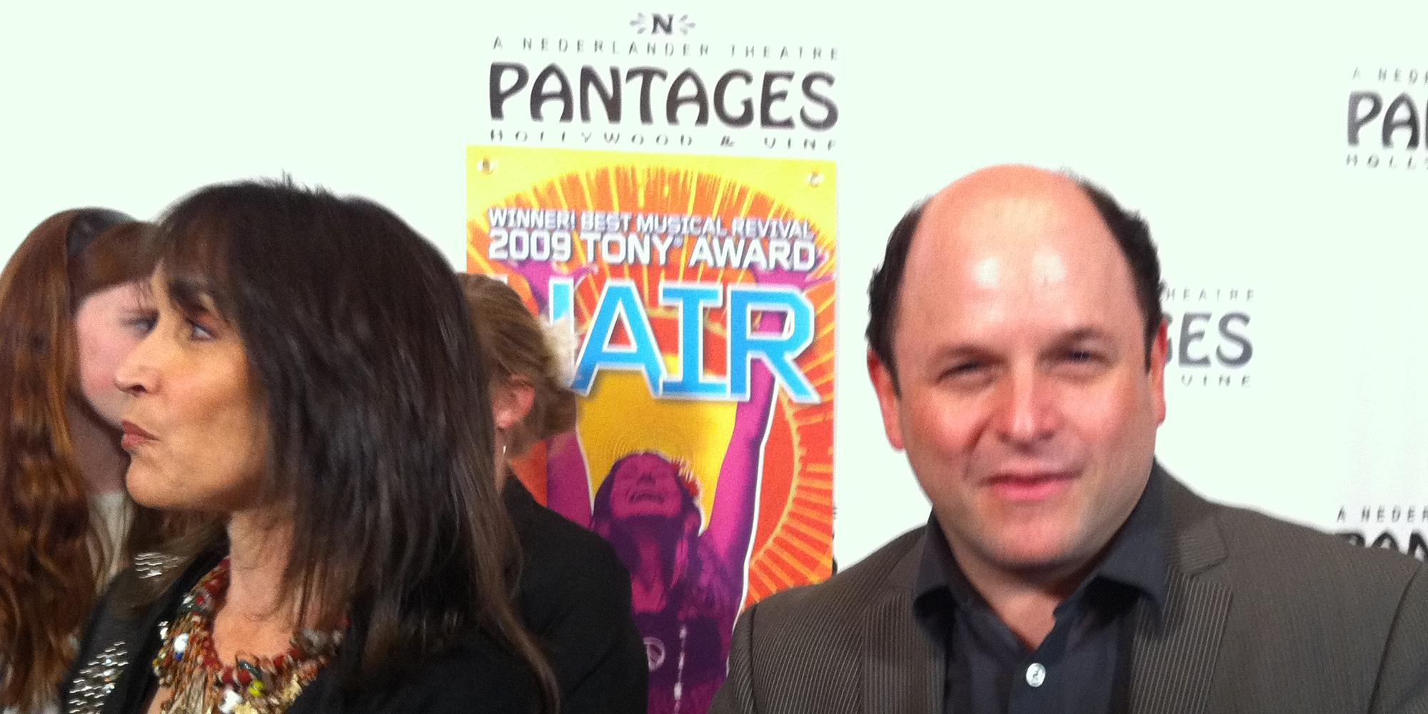 """Hair"" Premieres at The Pantages Theater"