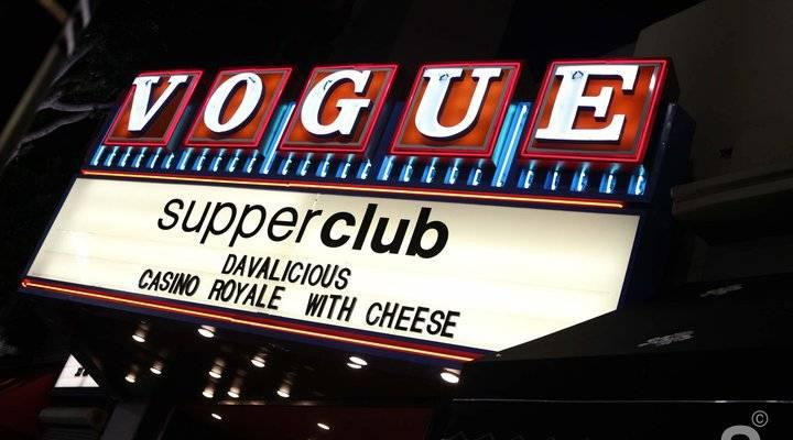 Casino Royale With Cheese-supperclub Los Angeles