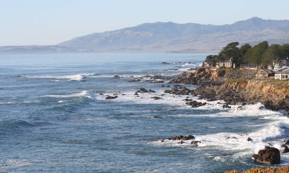 Cambria-A Superb California Weekend Destination