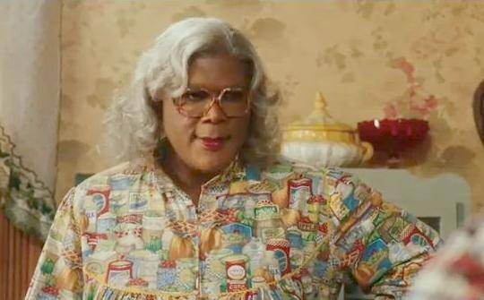 tyler perry girlfriend 2011. Tyler Perry as quot;Madea.quot;