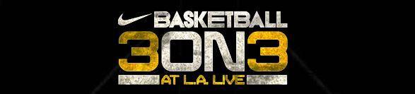 Nike's 3 on 3LA Live at Staples Center