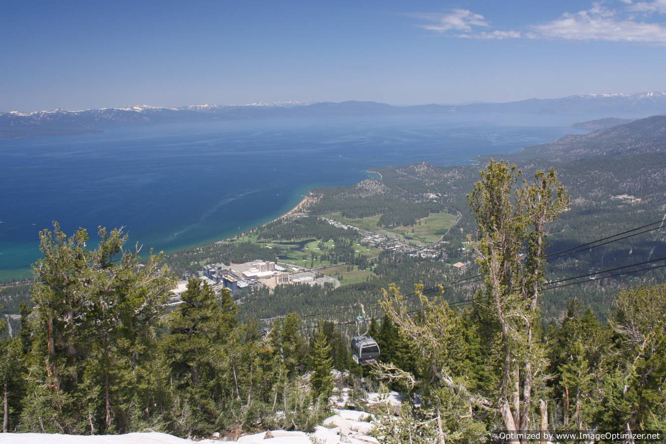 South Lake Tahoe, Vacation Wonderland