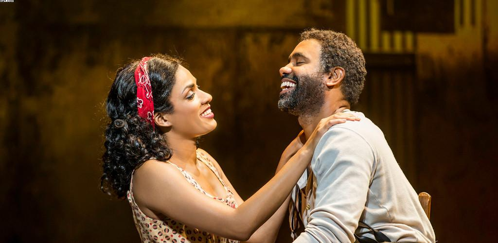 "The Gershwins ""Porgy And Bess"" Opened Wednesday, April 23 At The Ahmanson Theatre"