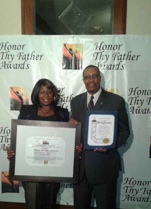 Estelle for Humanity Presents The 15th Annual Honor Thy Father Awards Dinner June 19th