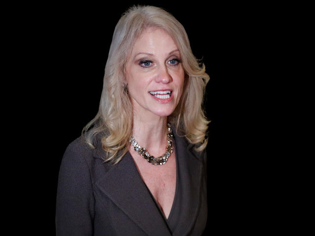 Kellyanne Conway. Photo byFox29News.