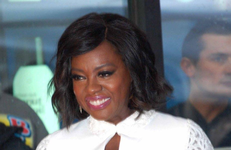 Viola Davis Gets Star on Walk of Fame