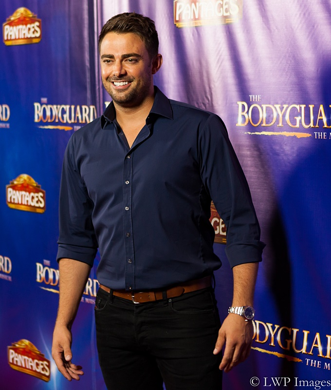 Jonathan Bennett. Photo by Lamar Webster.
