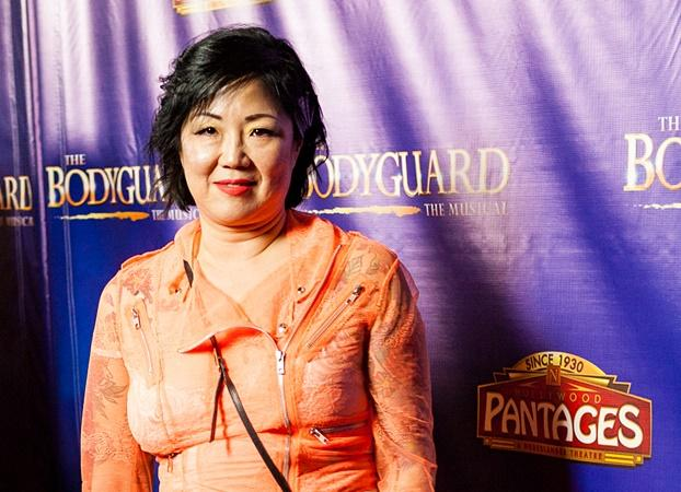Stars Came Out In Full Force For The Bodyguard At Pantages