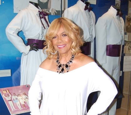 Celebrating Black Music Month with First Lady of Motown Claudette Robinson