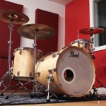 Carson Louis's studio, Red Wall Music Studio, has tools to make your musical dreams reality.