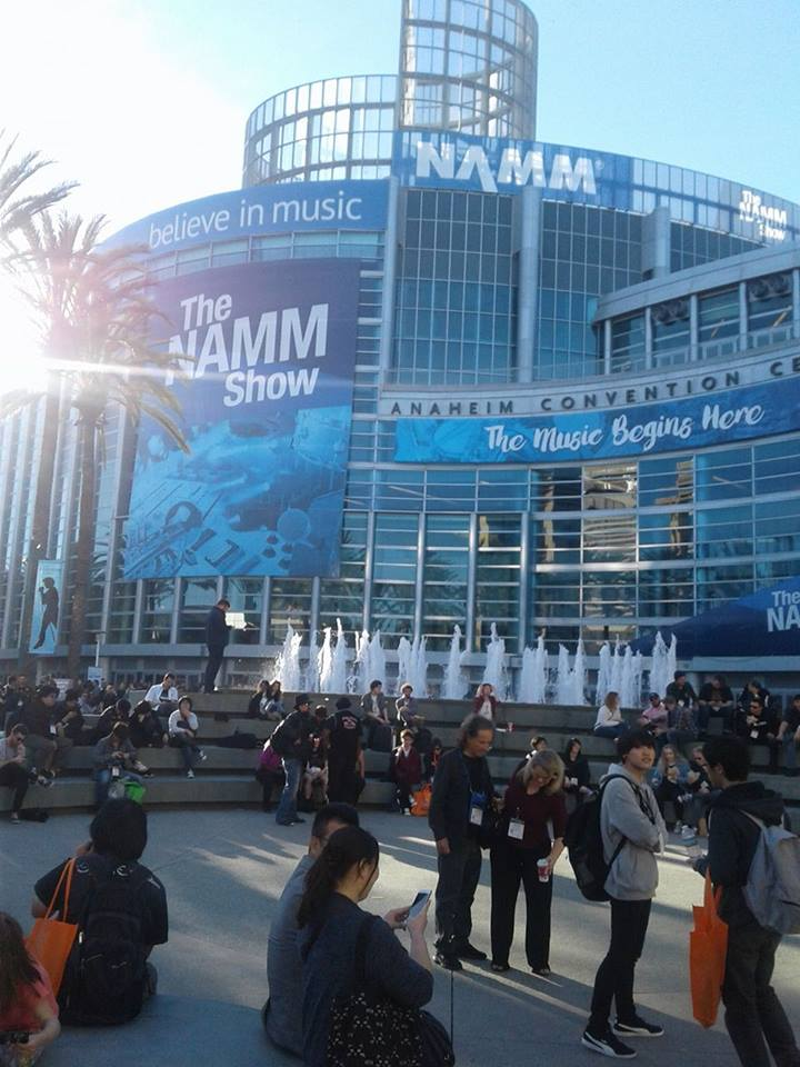 NAMM 2018- Looking for Our Bass Fix