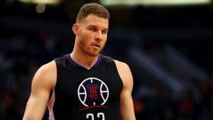 Blake Griffin has been traded to the Detroit Pistons.
